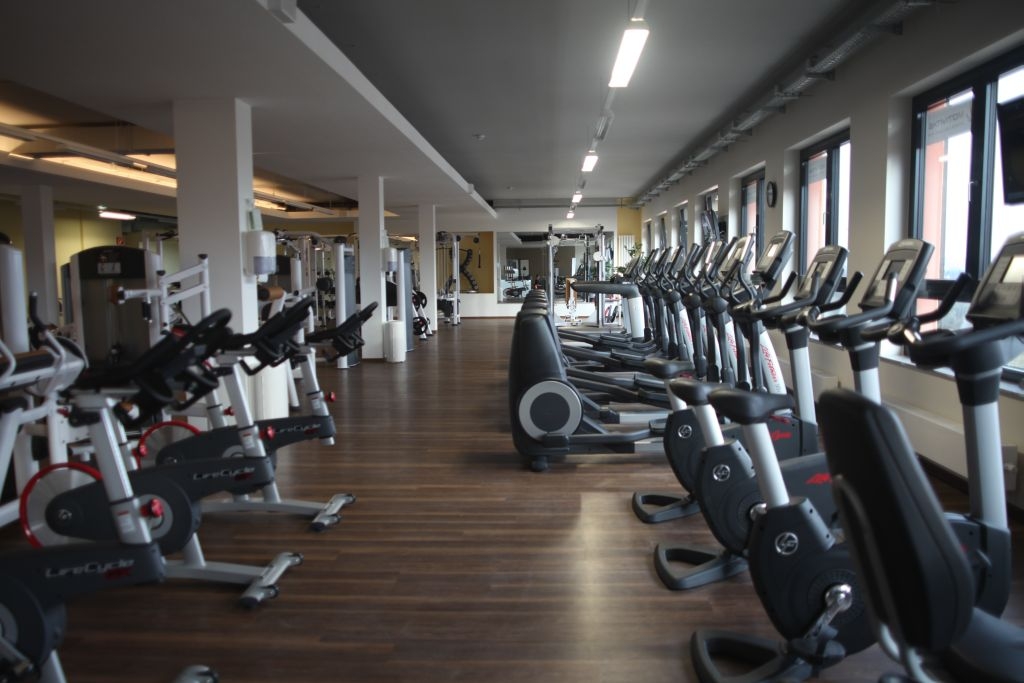 Neubau Medical-Vital-Center Thermen-Resort Bad-Rilchingen Kleinblittersdorf Saarland - Fitnessstudio Motivitas